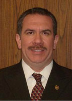 Robert Gonzalez (Treasurer) : United Parcel Services