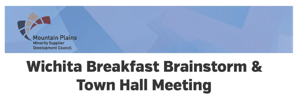 Breakfast brainstorm banner