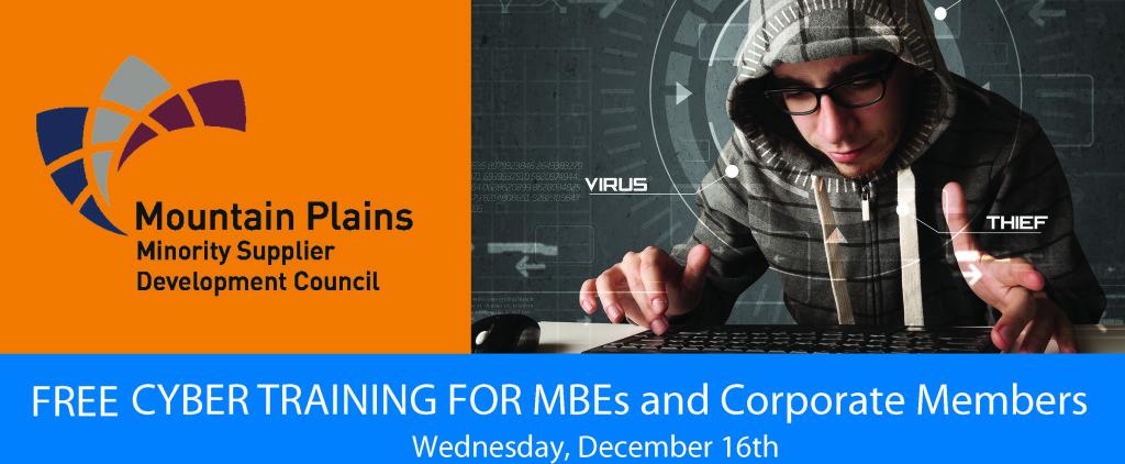 Cyber training banner