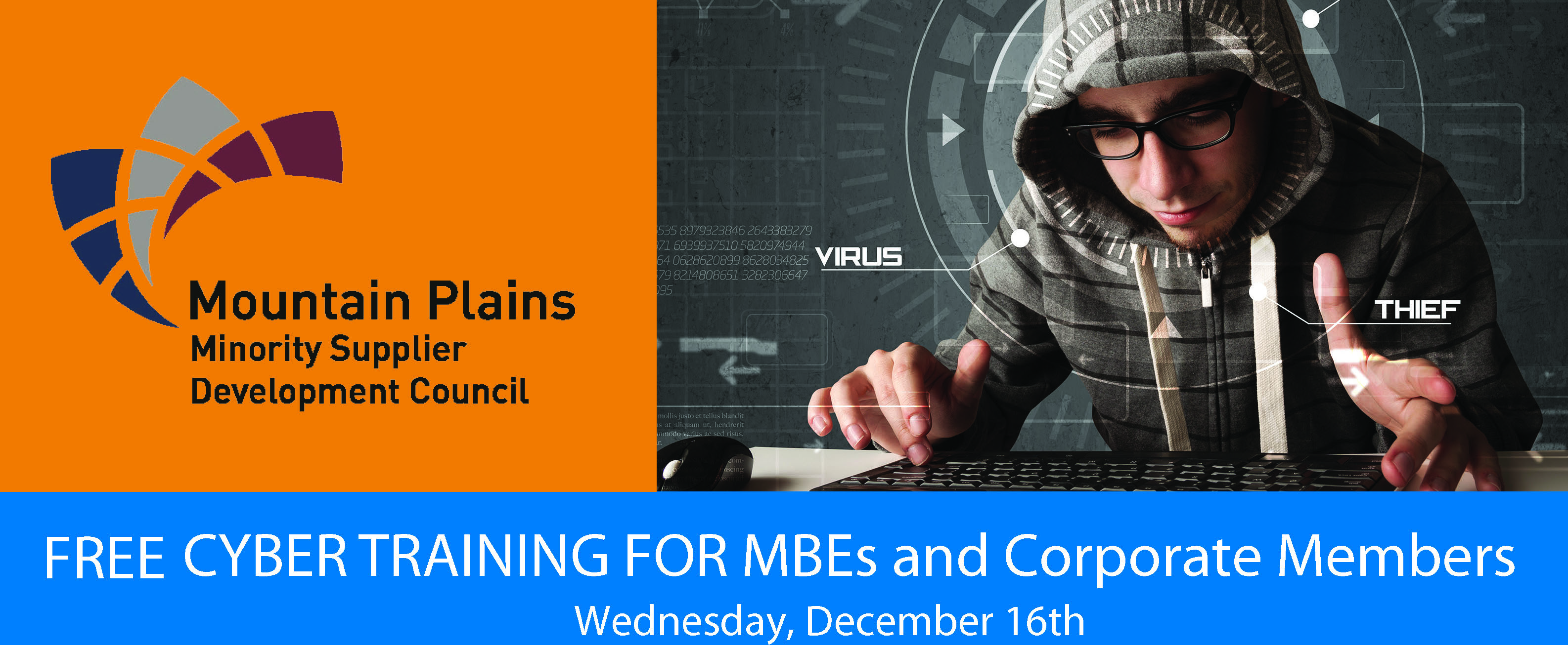Free Webinar December 16th Developing >> Free Cyber Training For Mbes And Corporate Members Mpmsdc