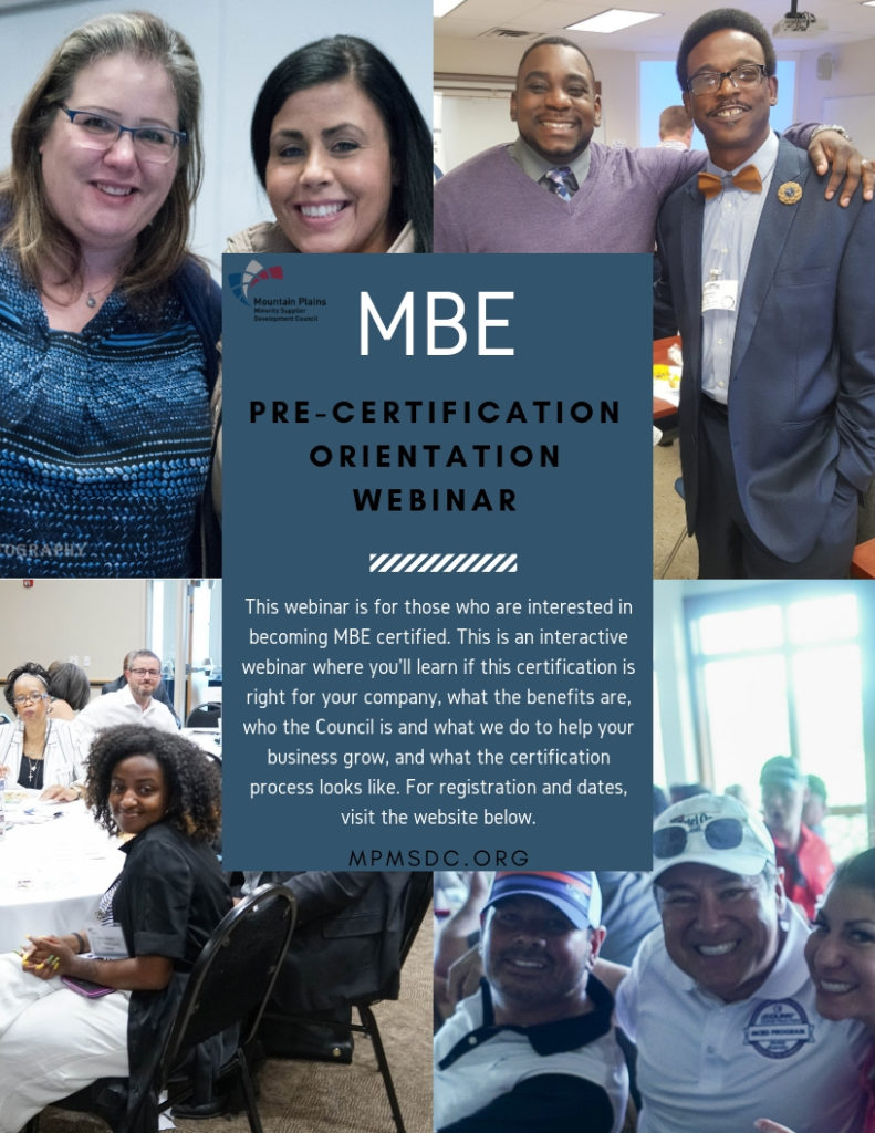 Pre-Certification Webinar